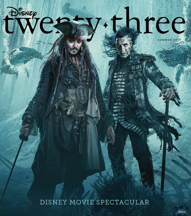 d23 cover 2 summer 2017