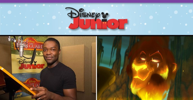 The Lion Guard David Oyelowo