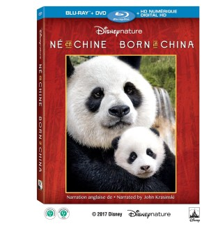 Born in China Bluray