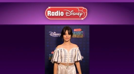 Camila Cabello Radio Disney Next Big Thing NBT
