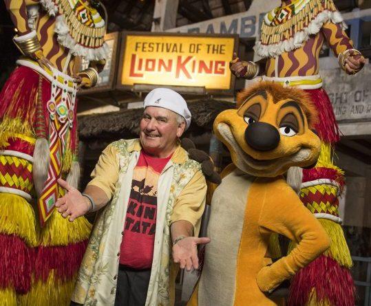 Ernie Sabella Walt Disney World