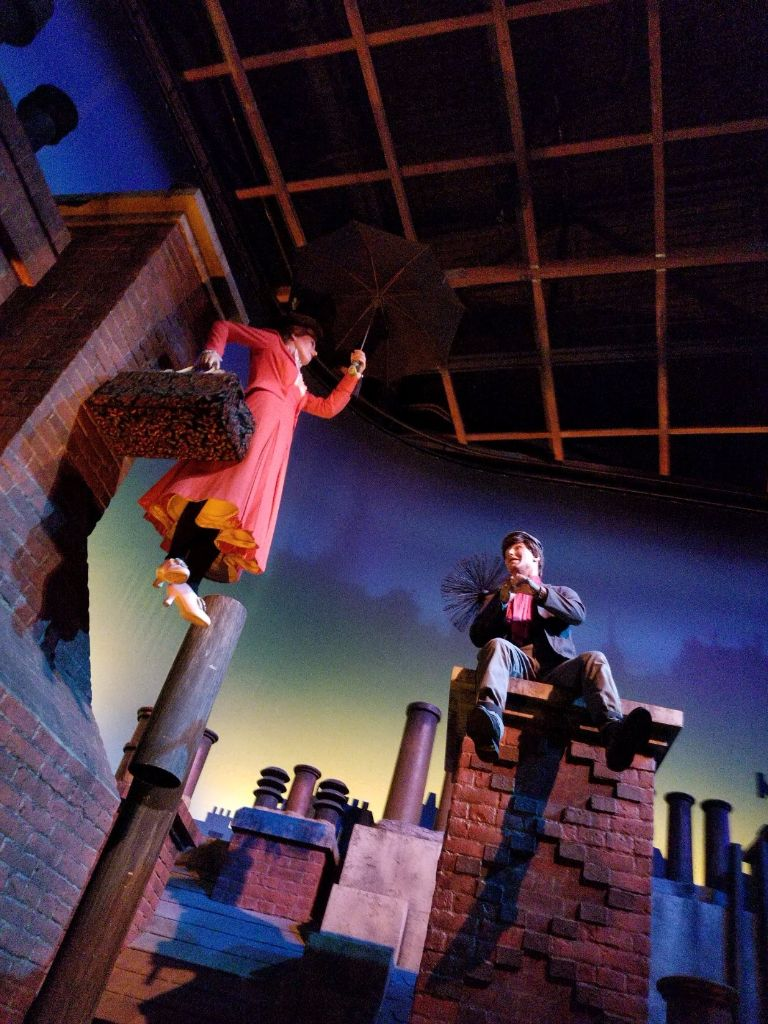 The Great Movie Ride Mary Poppins