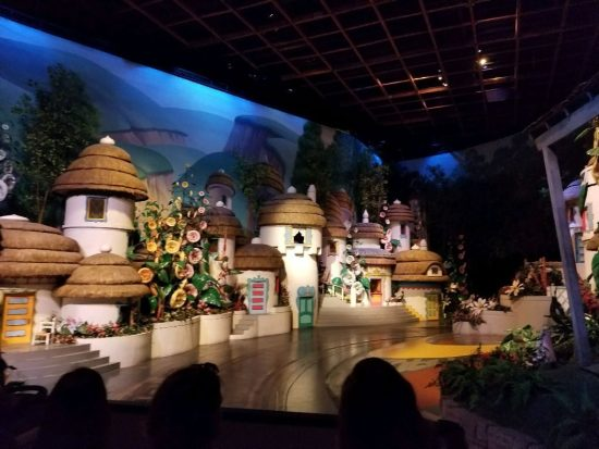 The Great Movie Ride Wizard of OZ
