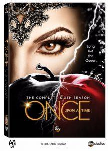 Once Upon A Time Season 6