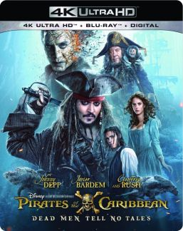 Pirates Of The Caribbean- Dead Men Tell No Tales