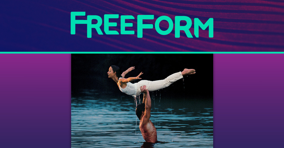 dirty dancing freeform