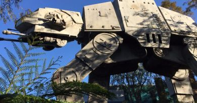 AT-AT Star Tours Hollywood Studios