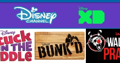 Walk the Prank bunkd stuck in the middle
