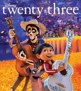 2017 Disney Twenty Three Winter