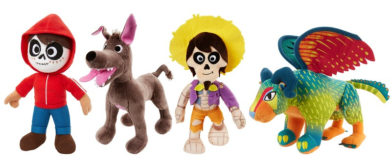 Disney∙Pixar Coco Basic Plush