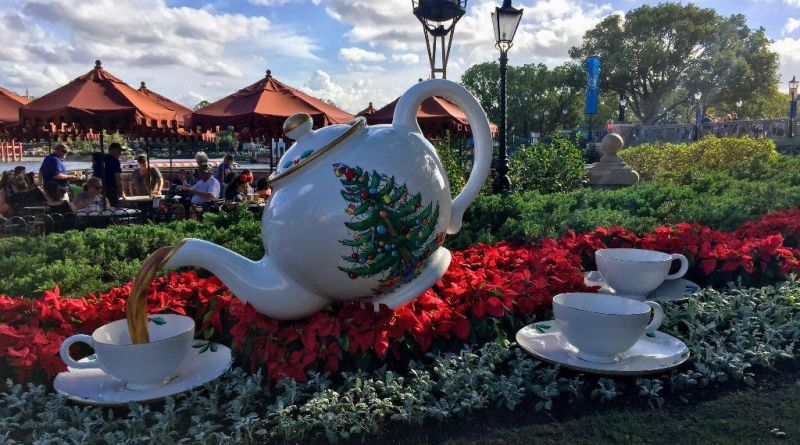 Tea in The UK - Wordless Wednesday