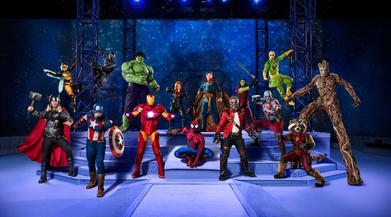 Marvel Universe Live Age of Heroes