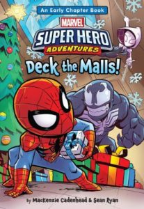 Marvel Superhero Adventures Deck the Malls