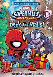 Marvel Superhero Adventures Deck the Malls