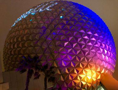 Spaceship Earth - Wordless Wednesday
