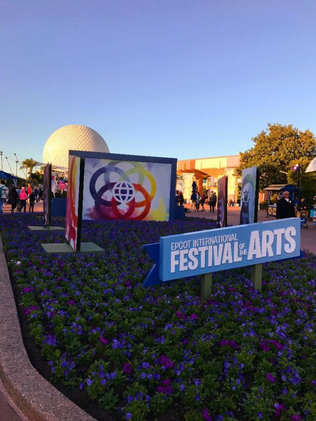 Epcot International Festival of the Arts - Wordless Wednesday