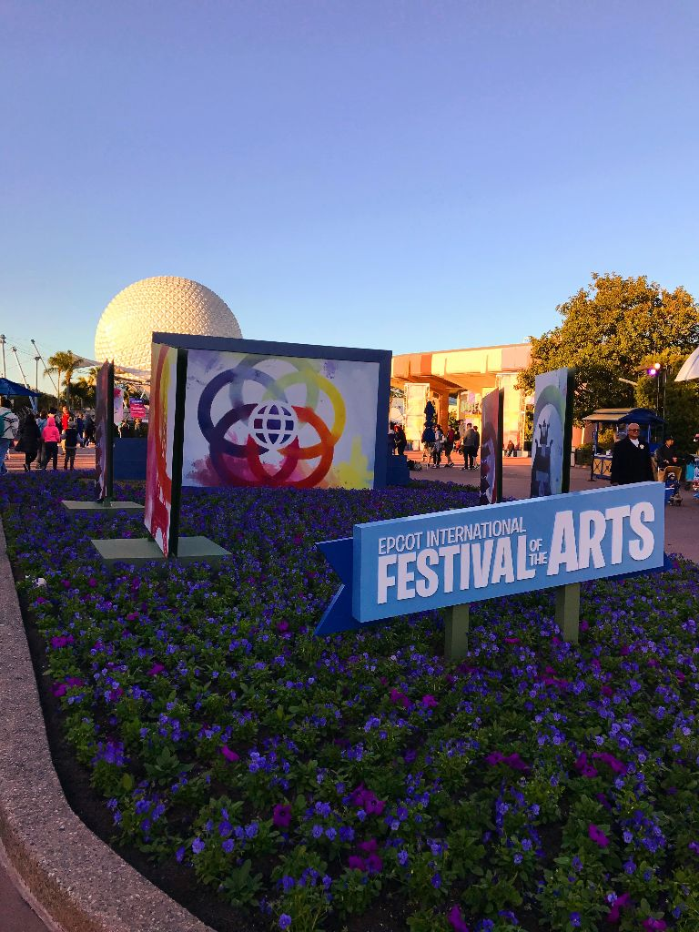 Epcot International Festival of the Arts - Wordless Wednesday