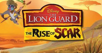 Lion Guard Rise of Scar