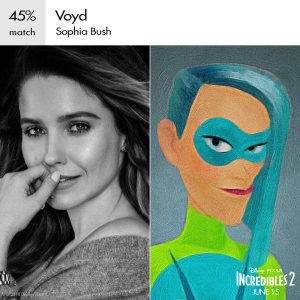 Voyd Incredibles 2