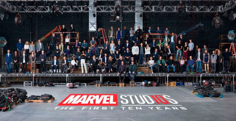 Marvel Class Picture 10 year