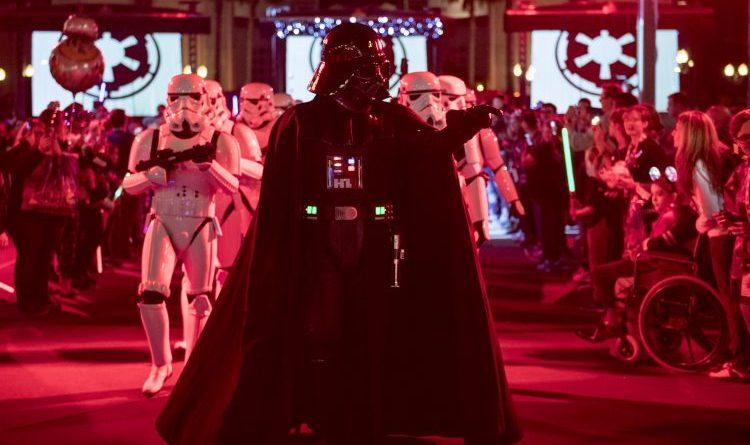 SW Galactic Nights Darth Vader