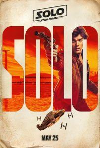 Star Wars Solo Poster - Solo