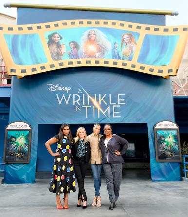 Wrinkle in Time Disneyland