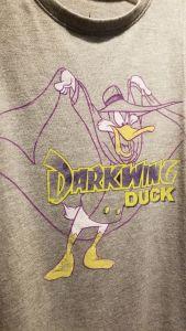 Box Lunch TShirt Darkwing Duck