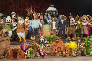 Disney Animal Kingdom 20th Anniversary