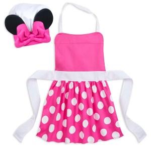 Disney Eats Minnie Mouse Apron Kids