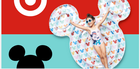 Target Mickey Minnie Pool