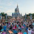 cinderella castle yoga