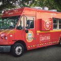 The 4R Cantina Barbacoa Food Truck at Disney Springs