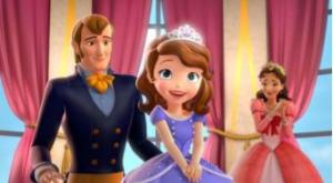 Sofia the First Forever Royal