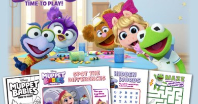 Muppet Babies: Time To Play!