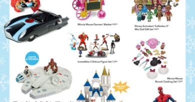Top 15 Holiday Disney Toys for 2018