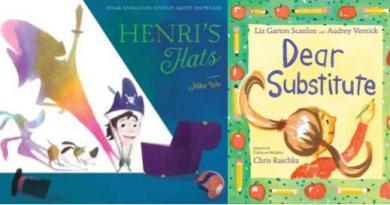 Henris Hats Dear Substitute Book Reviews
