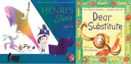 Henris Hats Dear Substitute Book Reviews