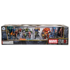 Marvel Universe Mega Figurine Set
