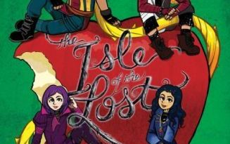 isle of the lost graphic novel