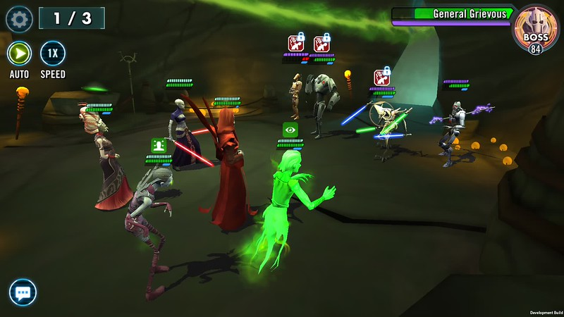star wars galaxy of heroes halloween