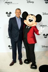 Mickey Mouse 90 Bob Iger