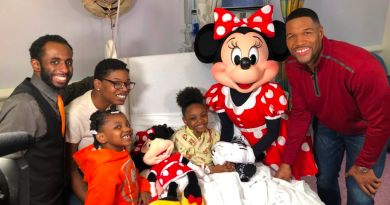 Young Transplant Recipient Surprised by Minnie Mouse, Trip to Wa