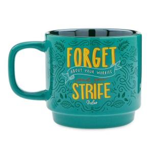 Disney Wisdom March Collection coffee mug front
