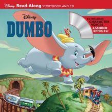 Dumbo ReadAlong Storybook and CD