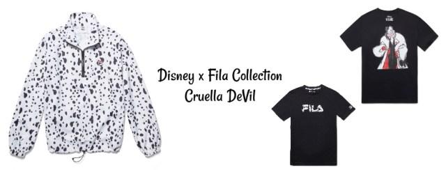 Disney x Fila Cruella