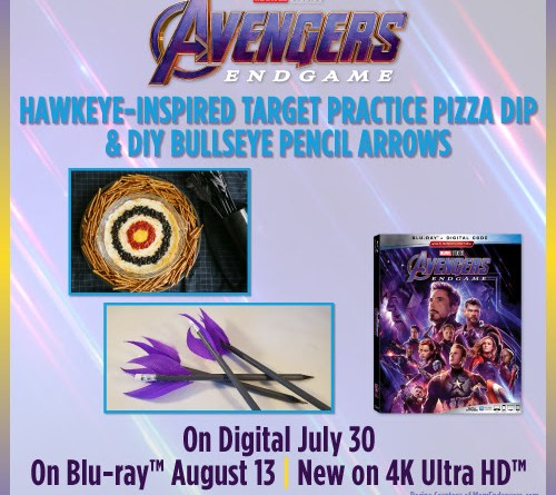 hawkeye craft avengers endgame