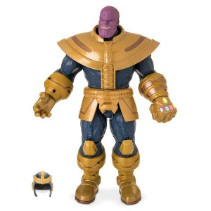 Marvel Thanos Talking Action Figure