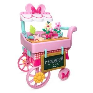 Minnie Flower Cart