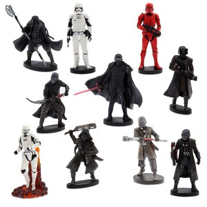 Star Wars Rise of Skywalker Deluxe Figure Play Set